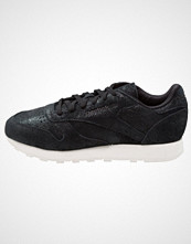 Reebok Classics CL LEATHER SHIMMER Joggesko black/chalk