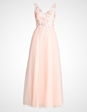 Luxuar Fashion Ballkjole apricot