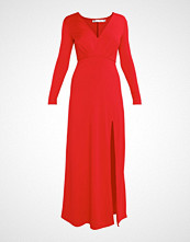 Ivyrevel THORNE DRESS Fotsid kjole hot red
