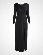 Ivyrevel THORNE DRESS Fotsid kjole black