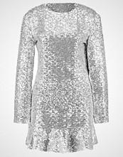Sister Jane LIGHTYEARS PEPLUM DRESS Cocktailkjole silver