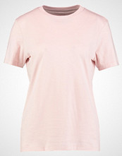 Selected Femme SFMY PERFECT TEE Tshirts sepia rose