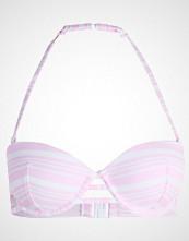 Even&Odd Bikinitop pink/white