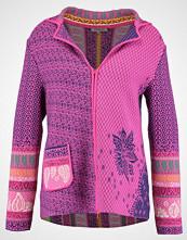 Ivko JACKET FLORAL Cardigan pink