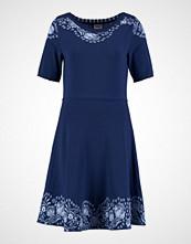 Ivko DRESS Strikket kjole marine