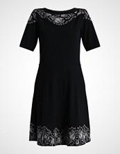 Ivko DRESS Strikket kjole schwarz