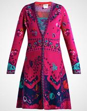 Ivko LONG FLORAL PATTERN Cardigan pink