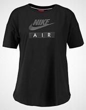 Nike Sportswear LOGO AIR Tshirts med print black
