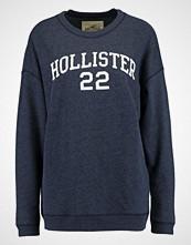 Hollister Co. LOGO CREW Genser navy