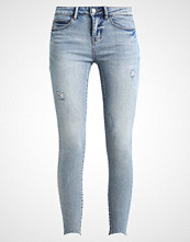 Noisy May NMLUCY  Jeans Skinny Fit light blue denim
