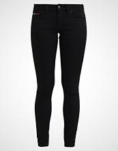 Tommy Jeans LOW RISE SOPHIE  Slim fit jeans black denim