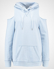 Hollister Co. DESTROY Hoodie light blue
