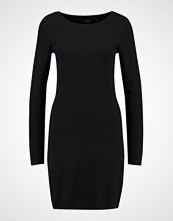 Vero Moda VMKARIS DIXON BOATNECK DRESS BOO Strikket kjole black