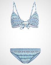 O'Neill FIXED TRIANGLE SET Bikini white/blue