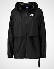 Nike Sportswear Lett jakke black