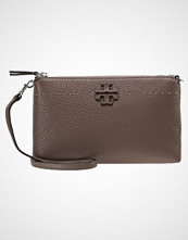 Tory Burch MCGRAW TOP ZIP  Skulderveske silver maple