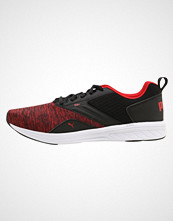 Puma NRGY COMET Nøytrale løpesko puma black/high risk red