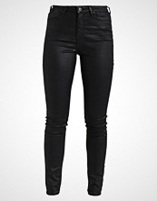 Lee SUPER HIGH WAIST Jeans Skinny Fit coated black
