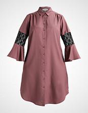 Lost Ink Plus DRESS  Kjole violet