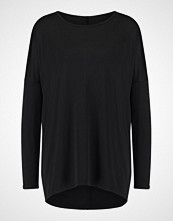 Vero Moda VMJENNIE WIDE Topper langermet black