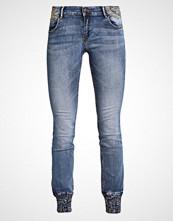 Desigual Slim fit jeans blue