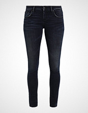 LTB CLARA Slim fit jeans dark blue denim