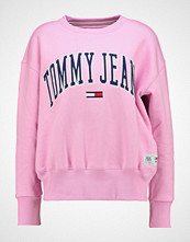 Tommy Jeans COLLEGIATE Genser lilac