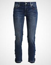 Liu Jo Jeans BOTTOM UP RUFFLE  Slim fit jeans blue