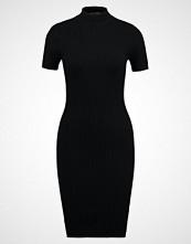 Noisy May NMRIMI HIGH NECK DRESS Strikket kjole black