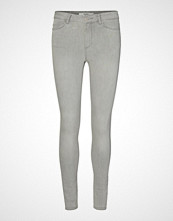 Vero Moda VMSEVEN Jeans Skinny Fit light grey denim