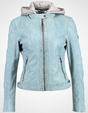 Gipsy Skinnjakke light blue