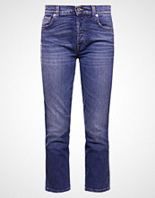 7 For All Mankind EDIE Straight leg jeans harbour