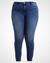 Junarose JRFASHION QUEEN  Slim fit jeans medium blue denim