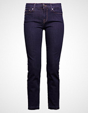 7 For All Mankind MID RISE ROXANNE UNROLLED Slim fit jeans raw indigo