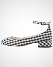 Even&Odd Klassiske pumps black/white