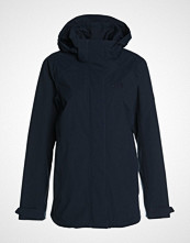 Jack Wolfskin HIGHLAND WOMEN Regnjakke midnight blue