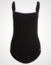 Speedo CONTOUR RENEW  Badedrakt black/white