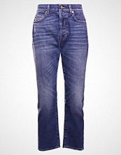 7 For All Mankind JOSEFINA Straight leg jeans harbour
