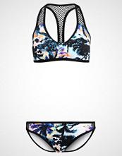 Sunseeker SET Bikini black turquoise