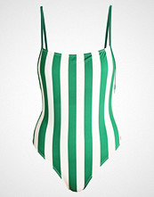Solid & Striped THE CHELSEA Badedrakt emerald
