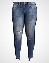 Zizzi AMY Jeans Skinny Fit light blue denim