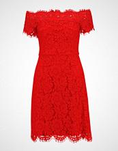 Whistles OFF SHOULDER DRESS Kjole red