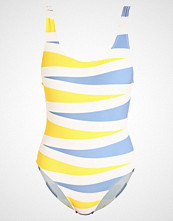 Solid & Striped THE ANNE MARIE Badedrakt ice mustard