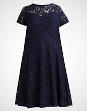 Dorothy Perkins Curve NEW FIT FLARE DRESS Cocktailkjole navy