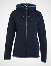 Jack Wolfskin MODESTO HOODED WOMEN Turjakke midnight blue