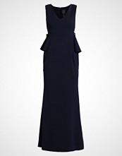 Adrianna Papell Fotsid kjole midnight
