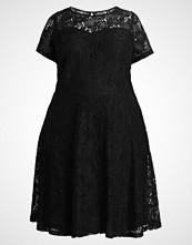 Dorothy Perkins Curve NEW FIT FLARE DRESS Cocktailkjole black