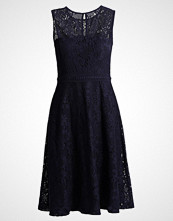 Dorothy Perkins FIT AND FLARE DRESS Sommerkjole navy