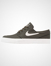 Nike Sb ZOOM STEFAN JANOSKI  Joggesko sequoia/light bone/summit white/medium olive/elemental pink