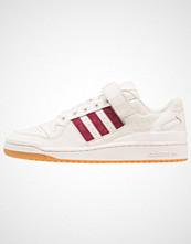 Adidas Originals FORUM LO Joggesko chalk white/collegiate burgundy